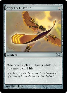 Angel's Feather (foil)