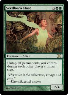 Seedborn Muse