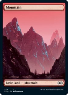 Mountain (1) (full art)