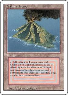 Volcanic Island (VG)