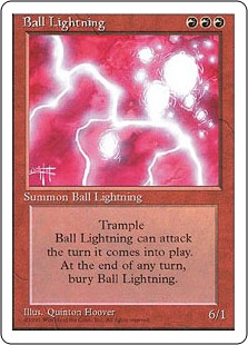 Ball Lightning (EX)