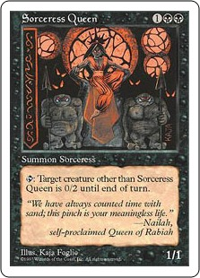 Sorceress Queen