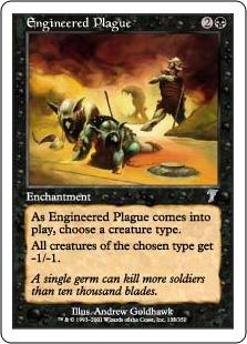 Engineered Plague