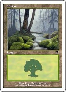 Forest (1) (foil)