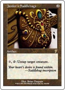 Jandor's Saddlebags