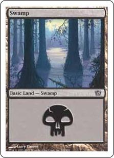Swamp (3) (foil)
