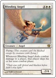 Blinding Angel