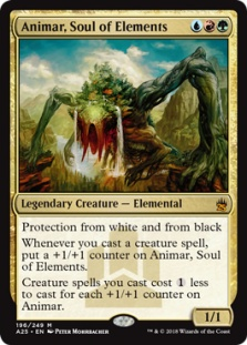 Animar, Soul of Elements (foil)