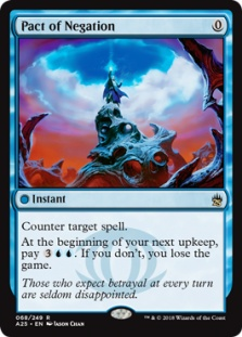 Pact of Negation (foil)