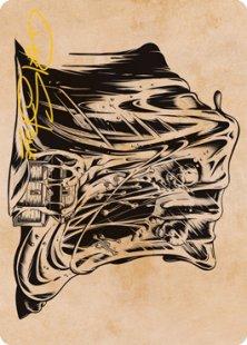 Art Card 71: Gelatinous Cube