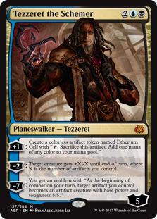 Tezzeret the Schemer