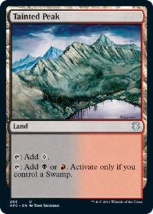 Tainted Peak
