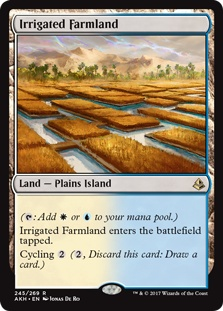 Irrigated Farmland (foil)