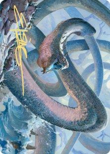 Art Card 60: Koma, Cosmos Serpent (1)