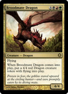 Broodmate Dragon