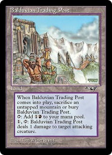 Balduvian Trading Post