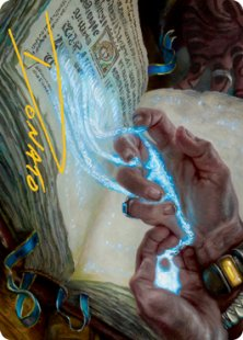 Art Card 16: Mystic Redaction