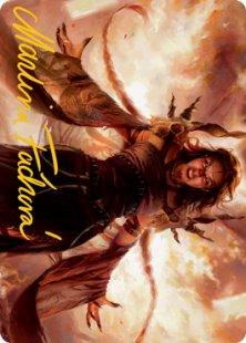 Art Card 35: Dragon's Rage Channeler