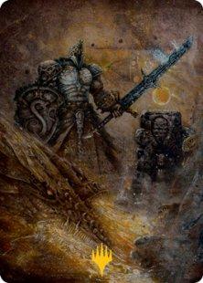 Art Card 48: Dakkon, Shadow Slayer