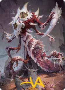 Art Card 56: Grist, the Hunger Tide