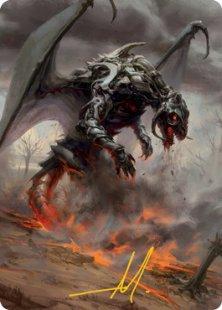 Art Card 62: Scion of Draco