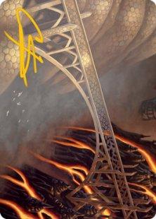 Art Card 77: Rustvale Bridge
