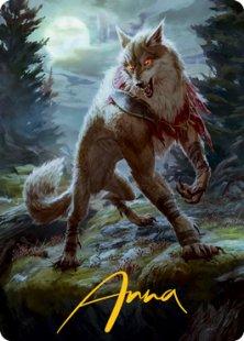 Art Card 02: Arlinn, the Moon's Fury
