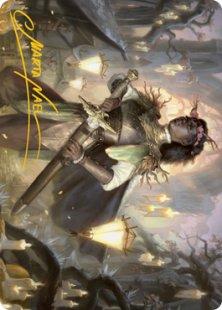 Art Card 20: Sungold Sentinel