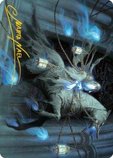Art Card 28: Patrician Geist
