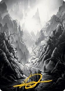 Art Card 79: Mountain