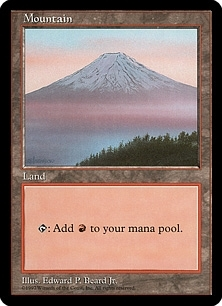Mountain (clear)