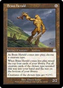 Brass Herald