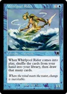 Whirlpool Rider