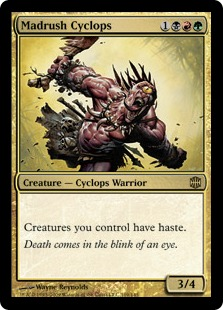 Madrush Cyclops