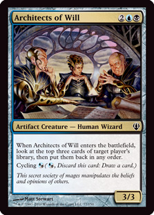 Architects of Will