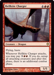 Hellkite Charger