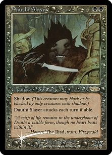 Dauthi Slayer (foil)