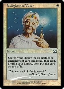 Enlightened Tutor (foil)