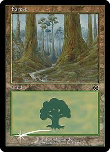 Forest (2000) (foil)