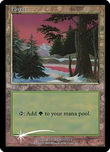 Forest (2001) (foil)