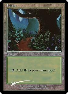 Forest (2002) (foil)