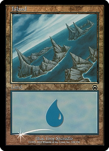Island (2000) (foil)