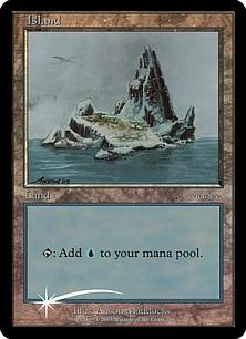 Island (2001) (foil)