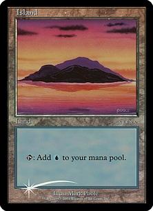 Island (2002) (foil)