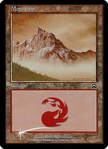 Mountain (2000) (foil)