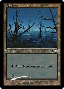 Swamp (1999) (foil)