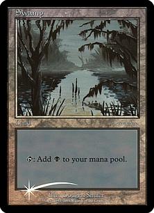 Swamp (2001) (foil)
