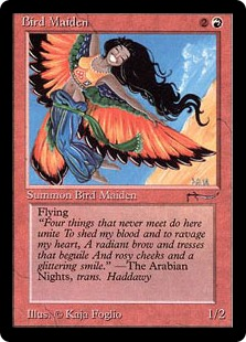 Bird Maiden (1)