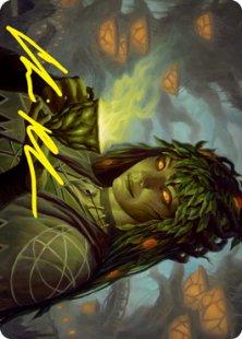 Art Card 23: Dina, Soul Steeper (signed)