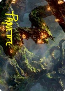 Art Card 50: Forest
